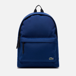 Рюкзак Lacoste Neocroc Canvas Zip Pocket Navy/Black