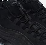 Мужские зимние кроссовки Nike Air Max 95 Mid Black/Black фото- 5