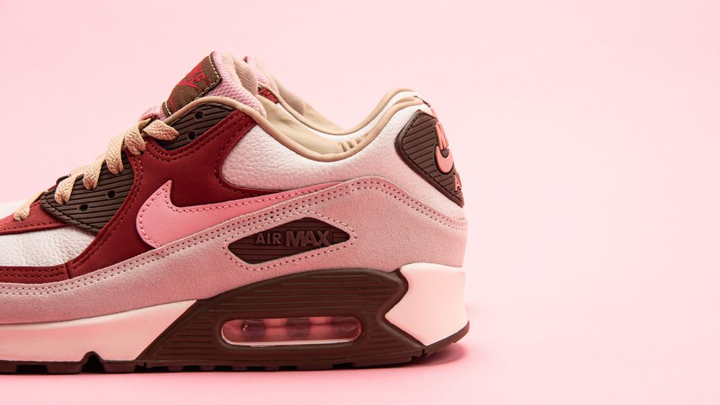 Nike x DQM Air Max 90 NRG Bacon: идеальная прожарка