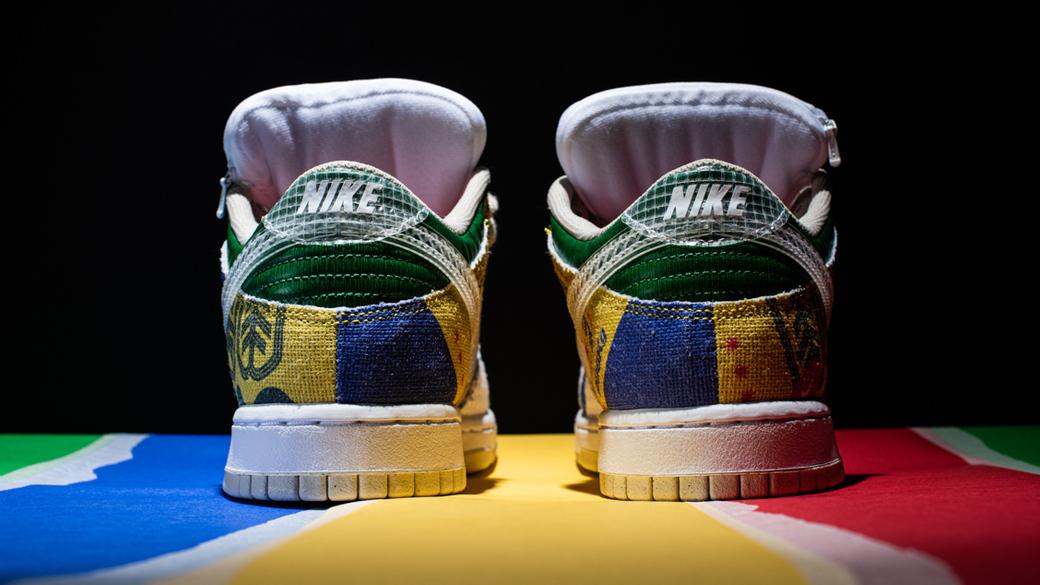 Nike Dunk Low SP City Market