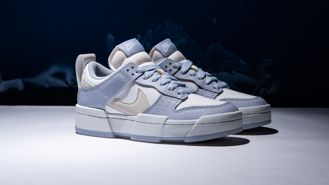 Nike Dunk Low Disrupt Summit White Ghost WMNS