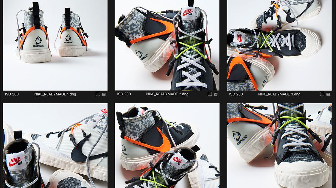 Nike READYMADE