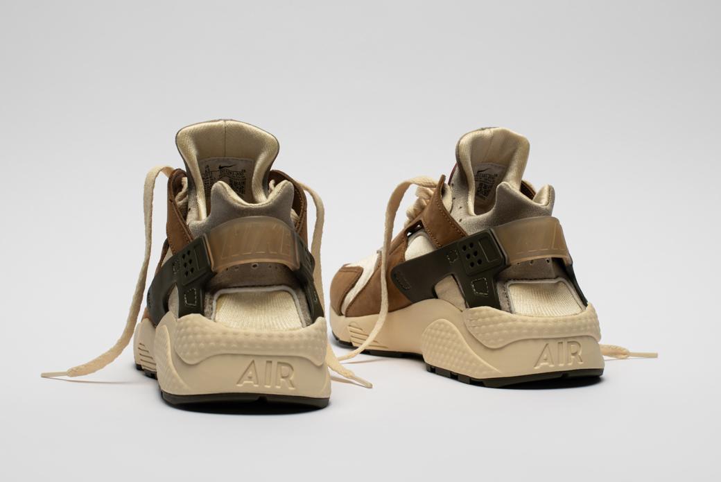 Nike x Stussy Air Huarache LE & Apparel