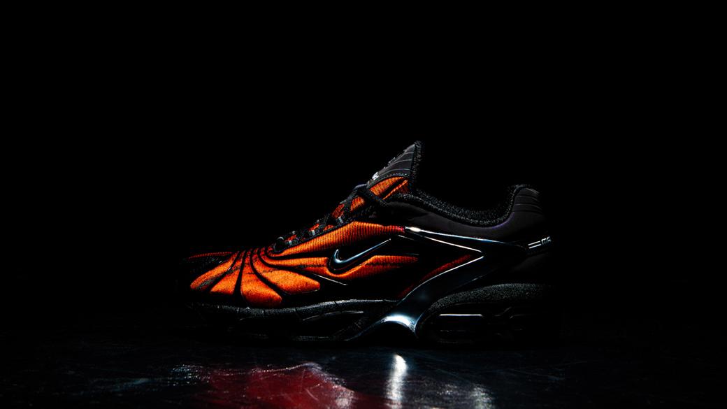 Nike x Skepta Air Max Tailwind V Bloody Chrome