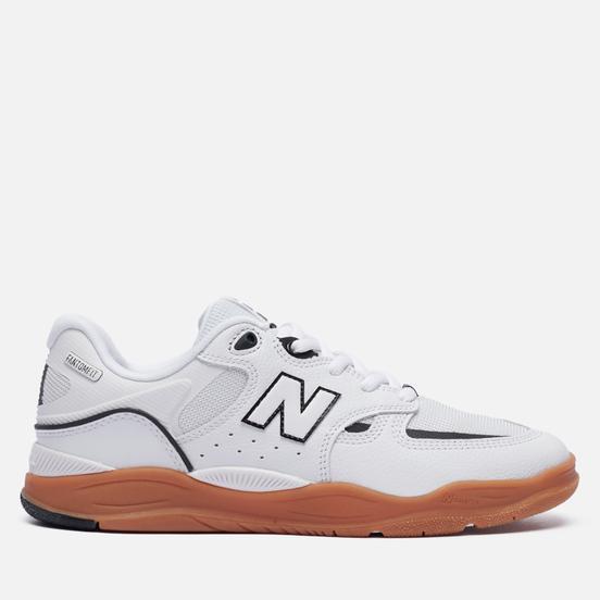 Мужские кроссовки New Balance Numeric 1010 Tiago Lemos White/Black