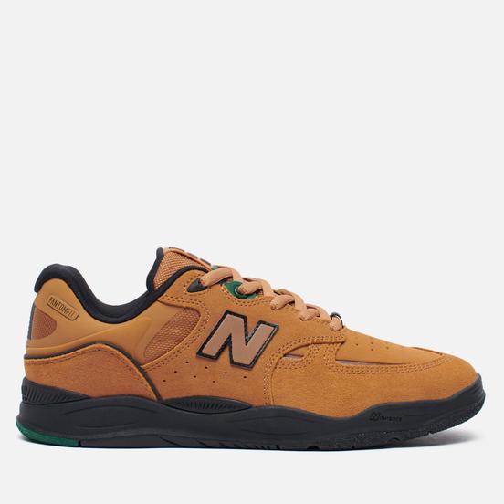 Мужские кроссовки New Balance Numeric 1010 Tiago Lemos Brown/Green