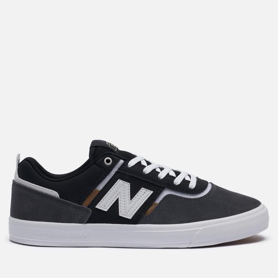 Мужские кроссовки New Balance Numeric 306 Jamie Foy Grey/Black/White