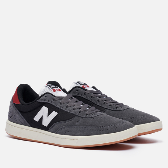 Мужские кроссовки New Balance Numeric 440 Grey/Black