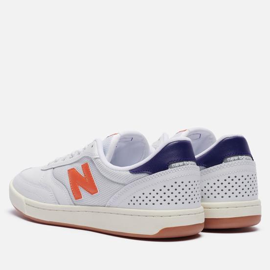 Мужские кроссовки New Balance Numeric 440 White/Orange