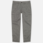 Мужские брюки Norse Projects Laurits Cargo Charcoal фото- 0