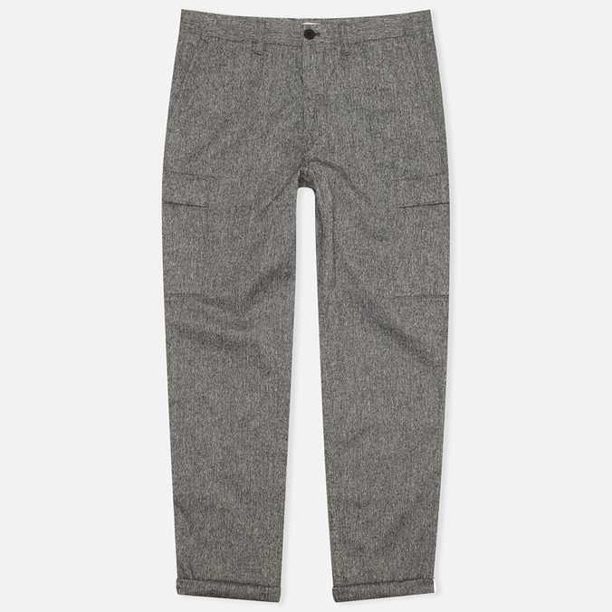 Мужские брюки Norse Projects Laurits Cargo Charcoal
