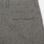 Мужские брюки Norse Projects Laurits Cargo Charcoal фото- 3