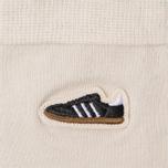 Носки adidas Originals Samba Embroidered Clear Brown фото- 2