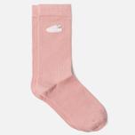 Носки adidas Originals Stan Embroidered Pink Spirit фото- 0