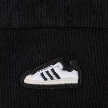 Носки adidas Originals Superstar Embroidered Black фото- 2