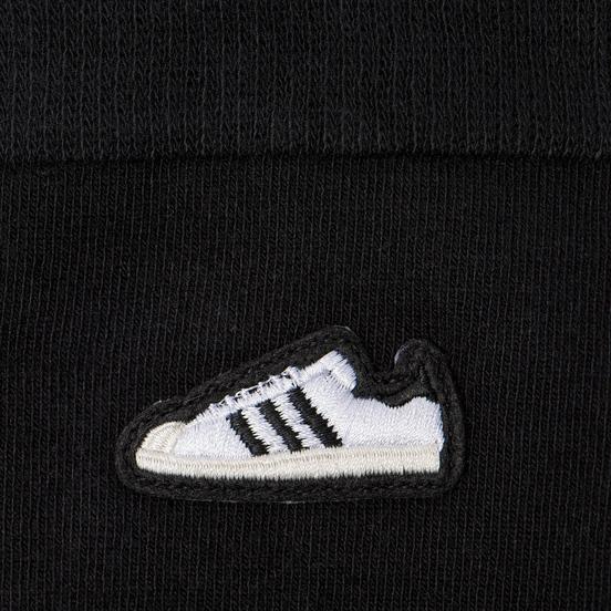 Носки adidas Originals Superstar Embroidered Black