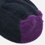 Носки Anonymous Ism Colour Mix Edge Black/Purple фото- 2