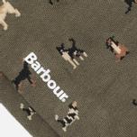 Barbour Mavin Mid Socks Olive/Dog photo- 2