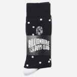 Носки Billionaire Boys Club Spotted Black фото- 0