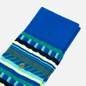 Носки Burlington Construction Stripes Lapis Blue фото - 1