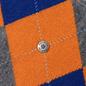 Носки Burlington Edinburgh Orange фото - 2