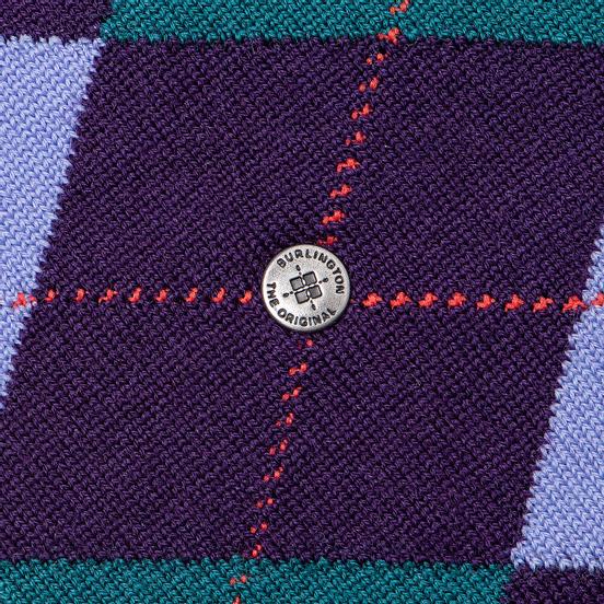 Носки Burlington Edinburgh Violet