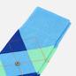 Носки Burlington Manchester Blue/Turquoise фото - 1