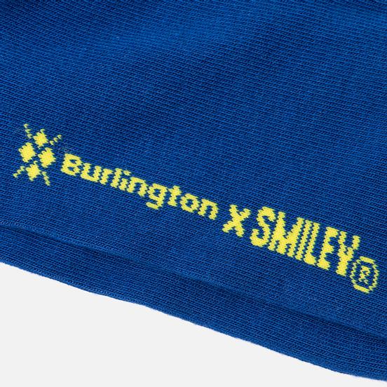 Носки Burlington Smiley Argyle Navy