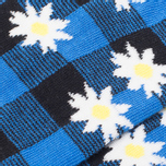 Носки Democratique Socks Buffalo Daisy Henri Blue фото- 2