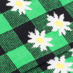 Носки Democratique Socks Buffalo Daisy Sea Green фото- 2