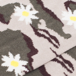 Носки Democratique Socks Camo Daisy Army/Yellow фото- 2