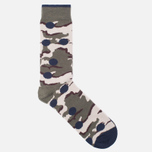 Носки Democratique Socks Camo Dots Army/Navy фото- 1