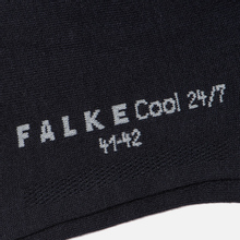 Носки Falke Cool 24/7 Dark Navy фото- 2