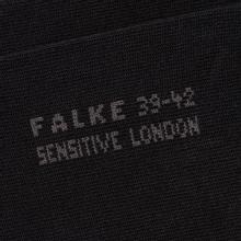 Носки Falke Sensitive London Black фото- 2