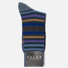 Носки Falke Tinted Stripe Blue фото- 1