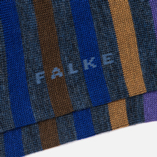 Носки Falke Tinted Stripe Blue фото- 2