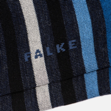 Носки Falke Tinted Stripe Dark Navy фото- 2