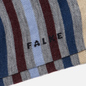 Носки Falke Tinted Stripe Grey/Green фото - 2