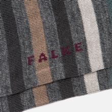 Носки Falke Tinted Stripe Grey/Red фото- 2