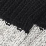 Мужские носки Fracap Calze Grey/Black фото- 2