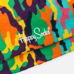 Носки Happy Socks Bark Blue/Green/Orange/Purple/Turquoise/Yellow фото- 2