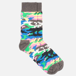 Носки Happy Socks Bark Grey/Multicolour фото- 1