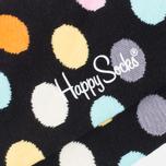 Носки Happy Socks Big Dot Black/Blue/Orange/Pink/White/Yellow фото- 2