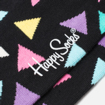 Носки Happy Socks Big Triangle Black/Blue/Pink/Purple/White/Yellow фото- 2