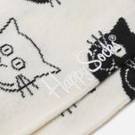 Носки Happy Socks Cat Black/White фото- 2