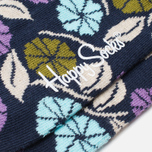 Носки Happy Socks Desert Flower Blue/Green/Grey/Purple фото- 2