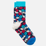 Носки Happy Socks Desert Flower Blue/Red/White фото- 1