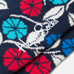 Носки Happy Socks Desert Flower Blue/Red/White фото- 2