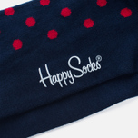 Носки Happy Socks Dot Blue/Red фото- 2