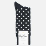 Носки Happy Socks Essentials Dot Black фото- 0